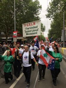 UALM Australia Day March 2017