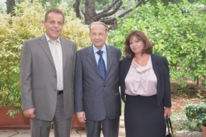 Melbourne Mayors visit to General Aoun (11)