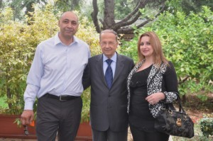 Melbourne Mayors visit to General Aoun (12)