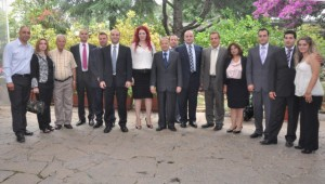 Melbourne Mayors visit to General Aoun (16)