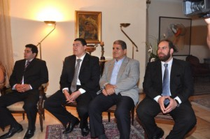 Melbourne Mayors visit to General Aoun (5)