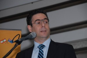 Minister Sehnaoui NSW 2014